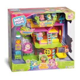 MojiPops Playset Casa del Árbol barato, juguetes baratos