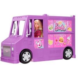 Muñeca Barbie Food Truck barata.Ofertas en jugutes, juguetes baratos