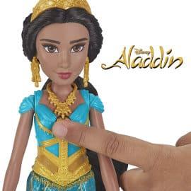 Muñeca Jasmín con música barata, juguetes baratos, ofertas para niños