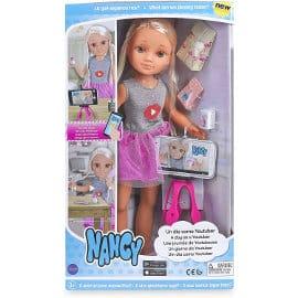 Nancy Un Día como Youtuber barata, muñecas baratas, ofertas en juguetes