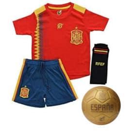 Pack Equipación Selección España para niños barato. Ofertas en regalos de Navidad, regalos de Navidad baratos