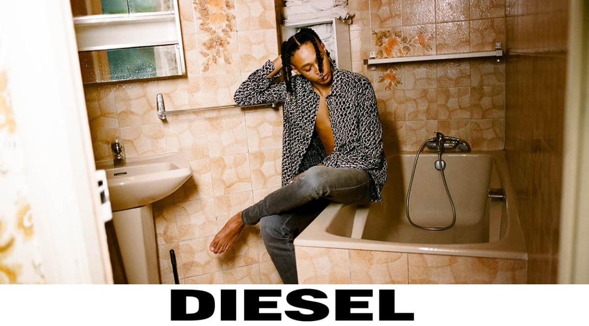 Pantalones vaqueros Diesel baratos. Ofertas en ropa de marca, ropa de marca barata, chollo
