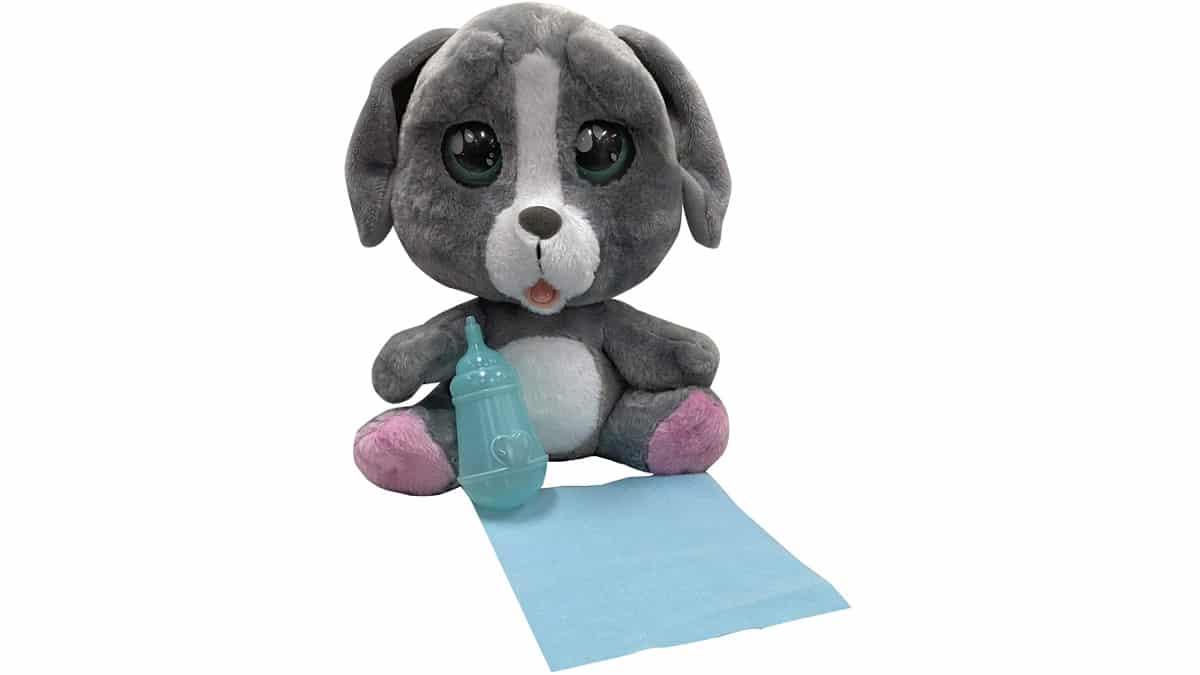 Peluche Cry Pet barato, juguetes baratos, ofertas para niños, chollo