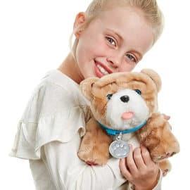 Peluche interactivo Little Live Pets Rollie barato, juguetes baratos, ofertas para niños