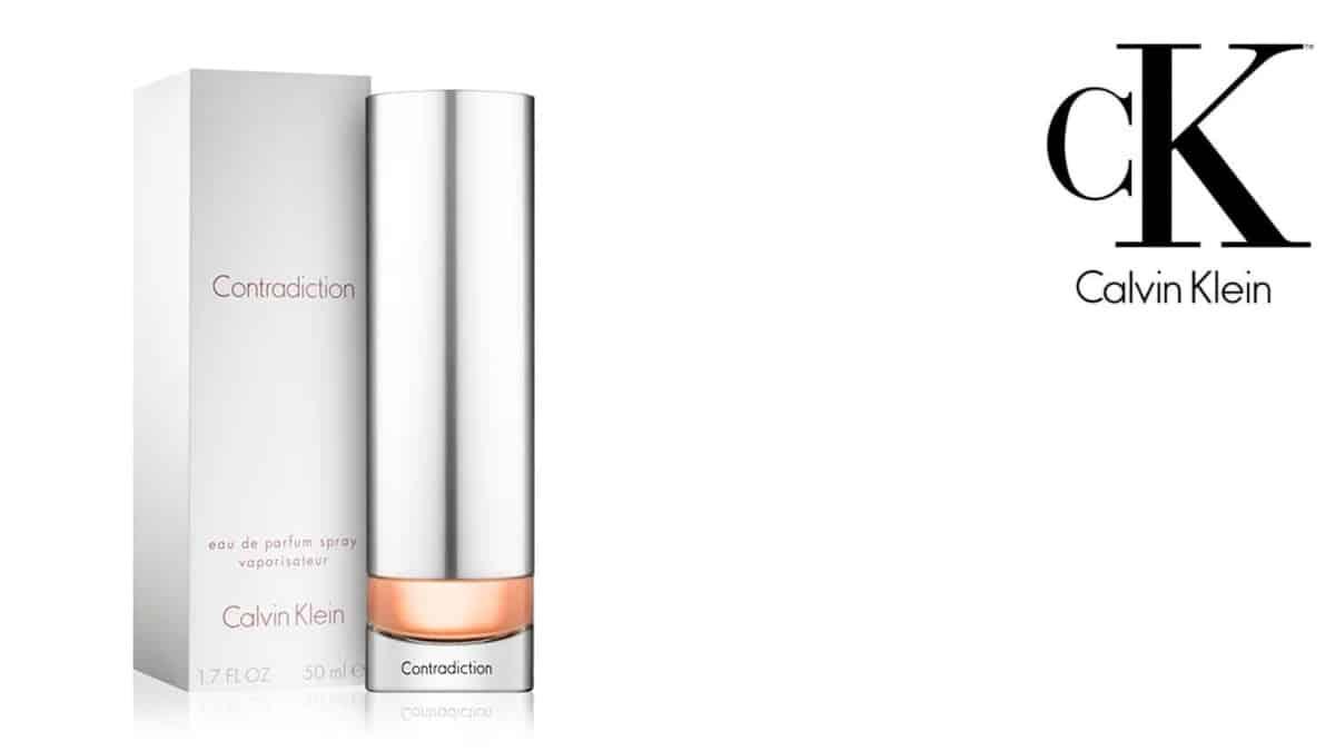Perfume Calvin Klein Contradiction barato, perfumes para mujer baratos, ofertas para regalar, chollo