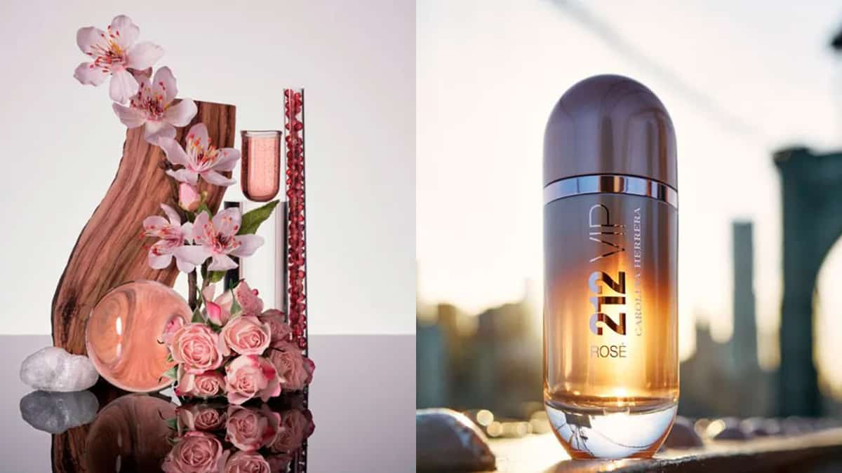 Perfume para mujer Carolina Herrera 212 Vip Rose barato, perfumes baratos, ofertas para regalar, chollo