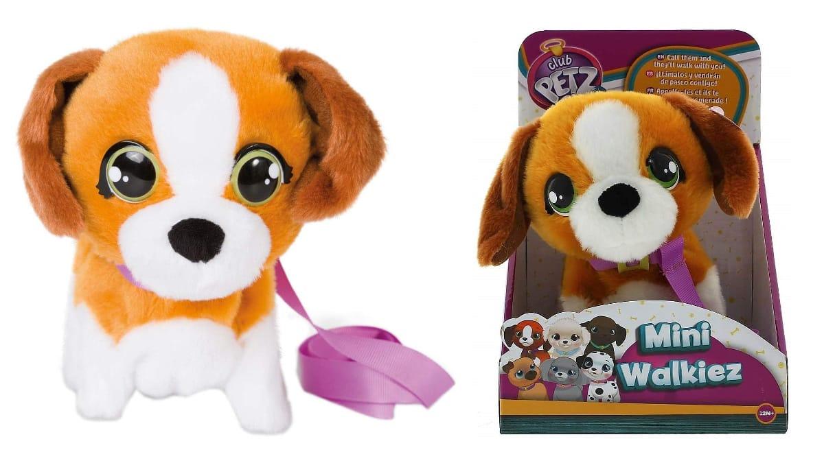 Perrito IMC Toys Mini Walkiez barato, juguetes baratos, ofertas para niños chollo