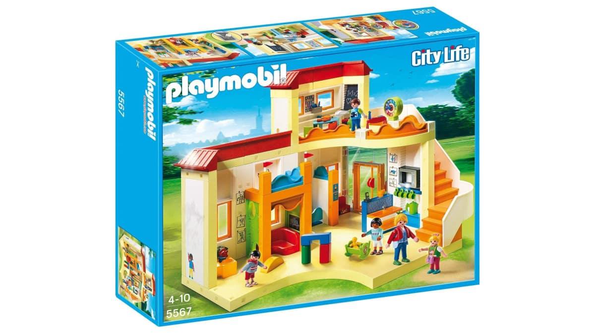 Playmobil City Life Guardería barato, Playmobil baratos, juguetes baratos, chollo