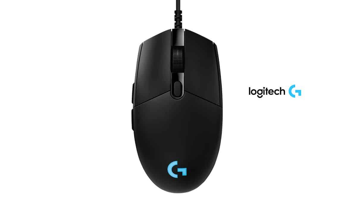 Ratón gaming Logitech G Pro Hero barato, ratones gaming baratos, chollo