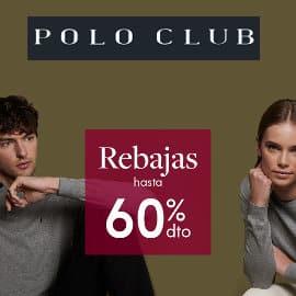 Rebajas en Polo Club, ropa de marca barata, ofertas en ropa para hombre y mujer