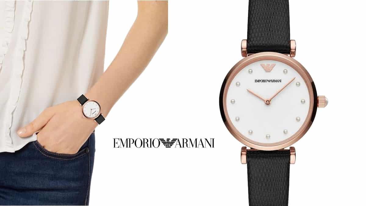 Reloj Emporio Armani Gianni para mujer barato, relojes baratos, ofertas en relojes chollo