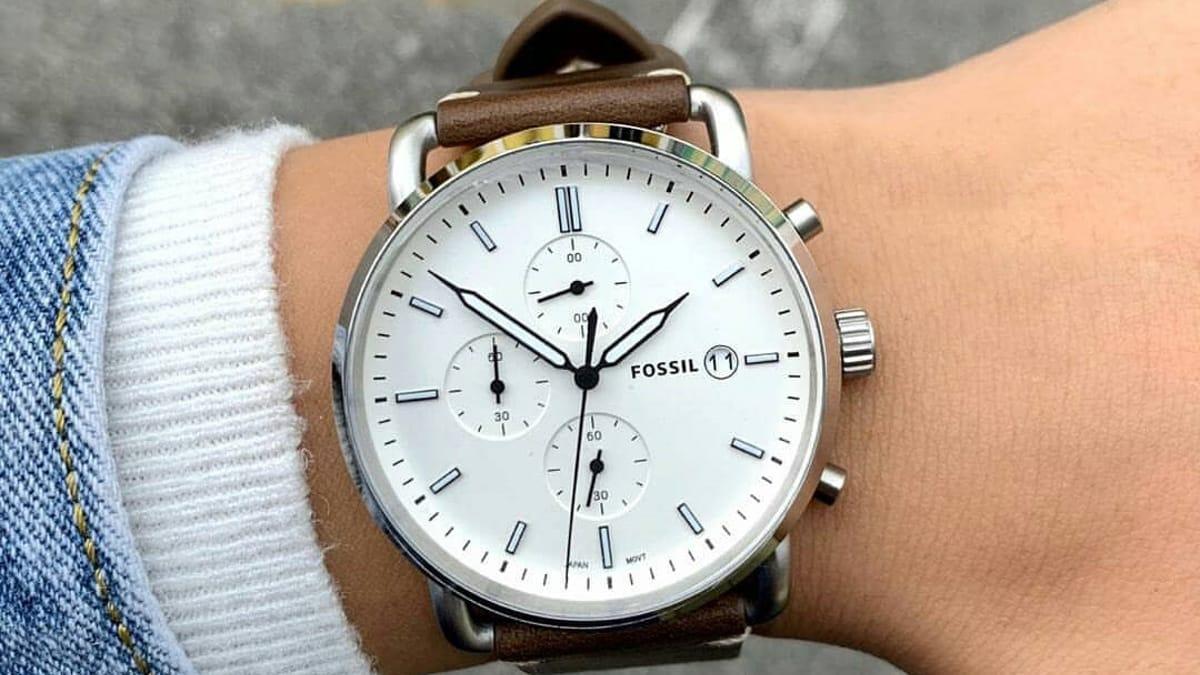 Reloj Fossil Commuter barato, relojes baratos, ofertas en relojes chollo