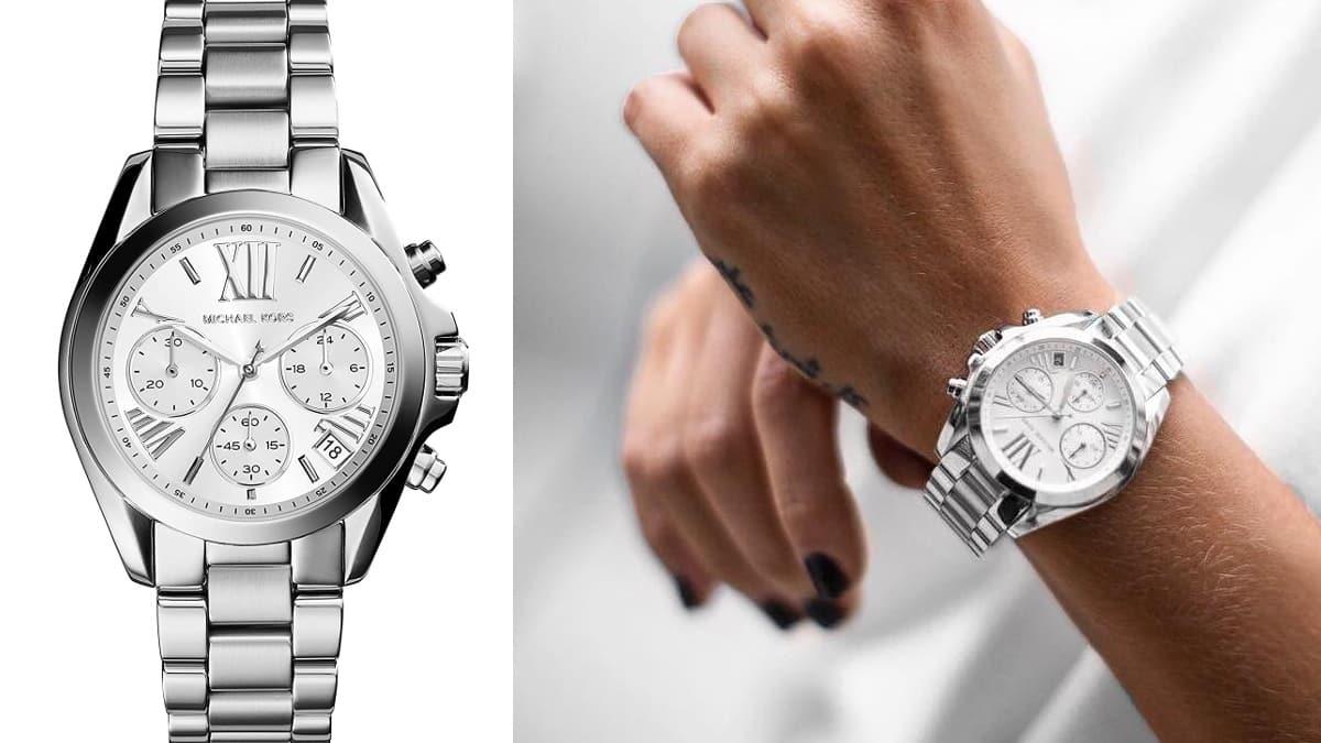 Reloj Michael Kors Mini Bradshaw barato, relojes baratos, ofertas en regalos de navidad chollo