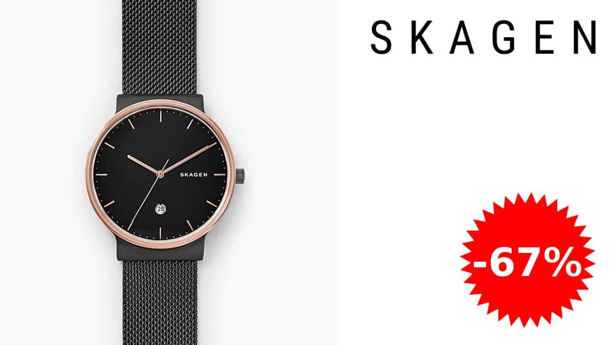 Reloj para hombre Skagen Ancher, relojes baratos, ofertas en relojes, chollo