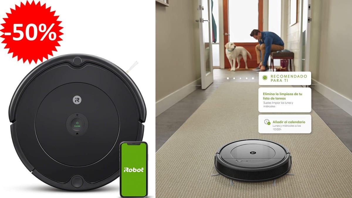 Robot aspirador Roomba 692 barata-robot-aspirador-barato-ofertas-hogar-chollo