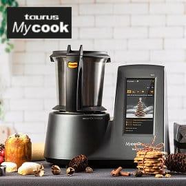 Robots de cocina Taurus Mycook baratos, robots de cocina de marca bartaos, ofertas casa