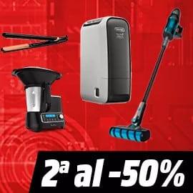 Segunda Unidad a mitad de precio en Electrodomeśticos MediaMarkt. Ofertas en electrodomésticos, electrodomésticos