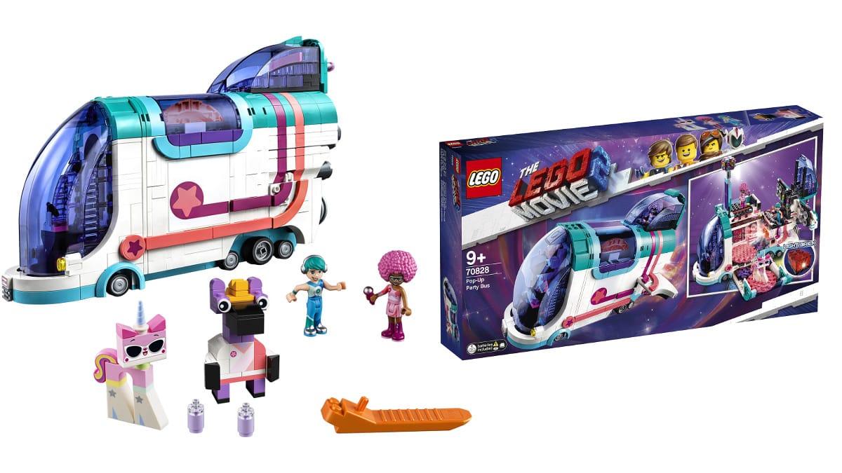Set Lego Película 2 Fiestabús Pop-Up barato, juguetes baratos, ofertas para niños chollo