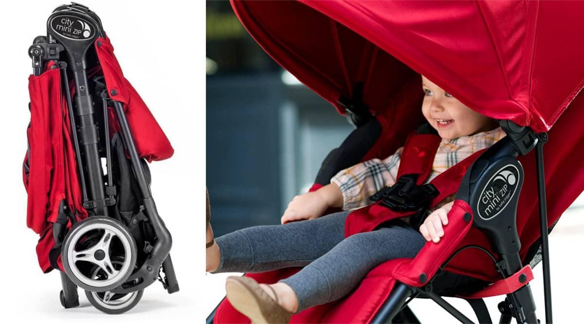 Silla de paseo Baby Jogger City Mini Zip barata. Ofertas en sillas de paseo, sillas de paseo baratas, chollo