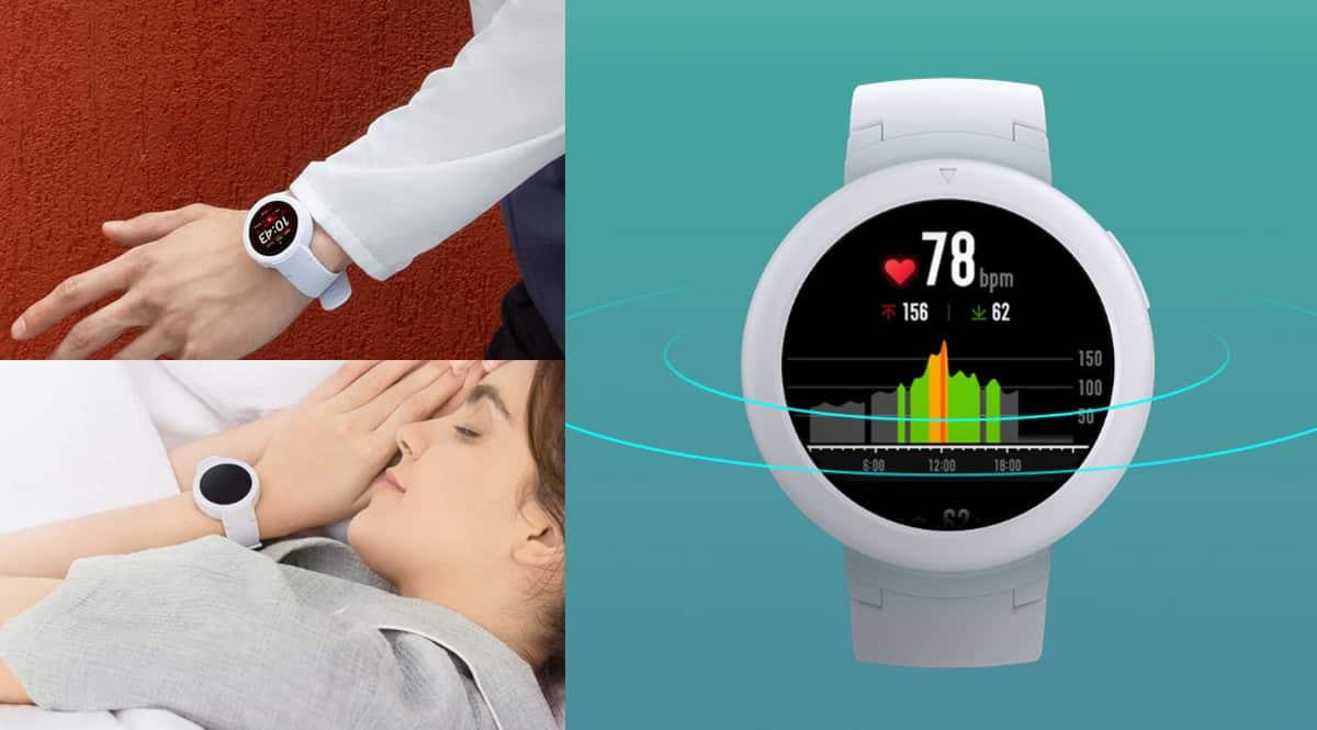 Smartwatch Amazfit Verge Lite barato. Ofertas en smartwatches, smartwatches baratos, chollo