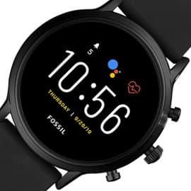Smartwatch Fossil The Carlyle HR 5ª Gen barato, relojes baratos, ofertas en smarwatches