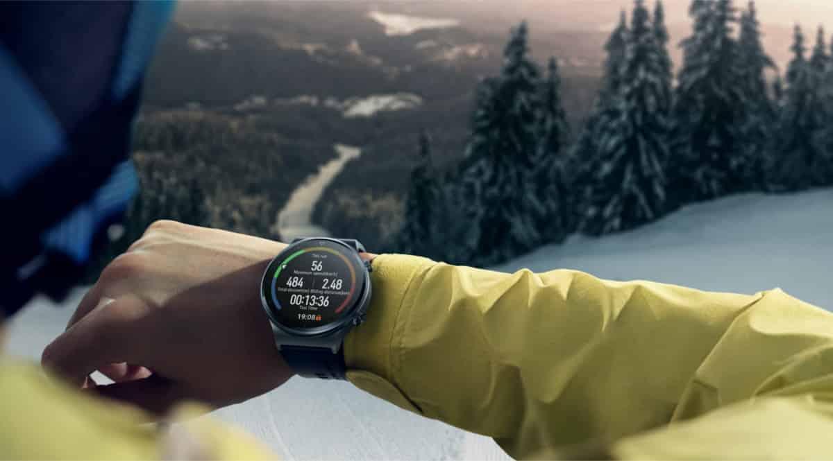 Smartwatch Huawei GT 2 Pro barato. Ofertas en smartwatches, smartwatches baratos, chollo