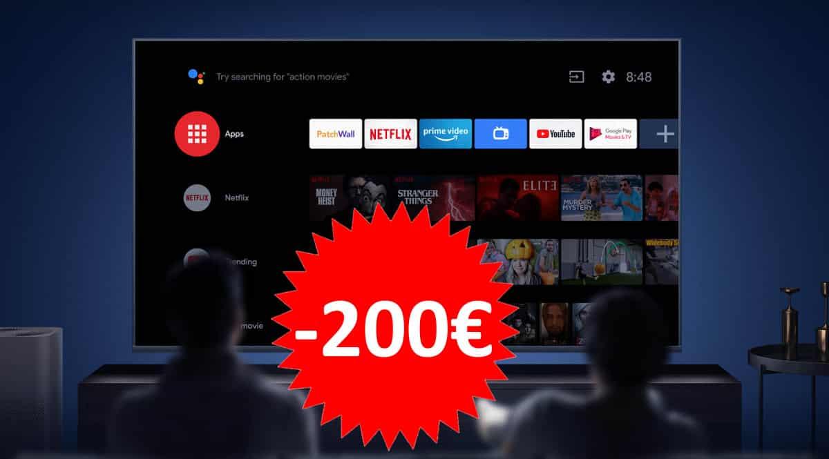 Televisor Xiaomi Mi TV 65 barato. Ofertas en televisores, televisores baratos, chollo