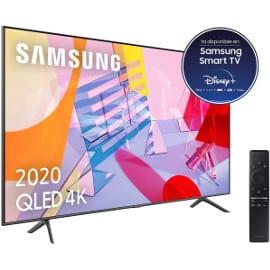 ¡Chollo Día sin IVA! Televisor de 75″ Samsung QLED 4K 75Q60T sólo 990 euros. Ahorra 808 euros. ¡Último día!