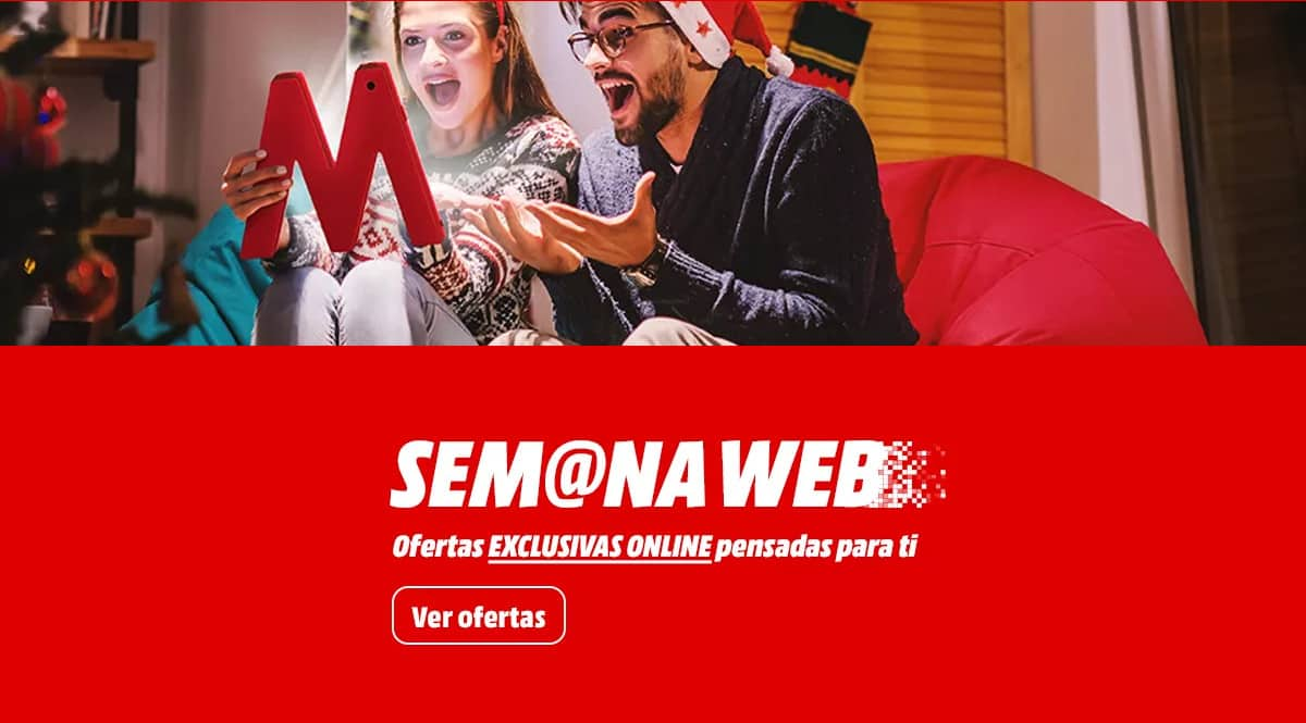Todas las Ofertas de la Semana Web de MediaMarkt, chollo