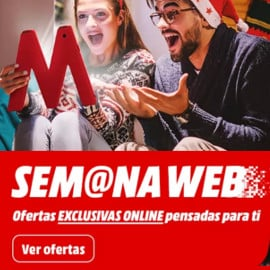 Todas las Ofertas de la Semana Web de MediaMarkt