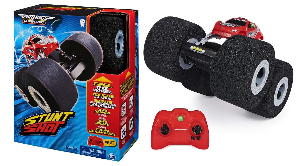 Vehículo radiocontrol Air Hogs Stunt Shot barato, juguetes baratos, chollo