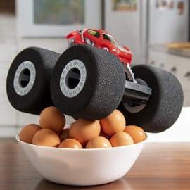 Vehículo radiocontrol Air Hogs Stunt Shot barato, juguetes baratos