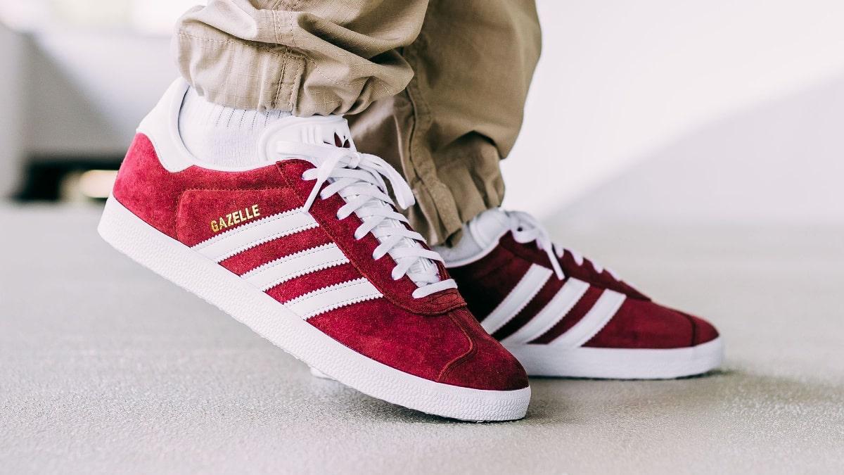 Zapatillas Adidas Originals Gazelle baratas, calzado de marca barato, ofertas en zapatillas deportivas chollo