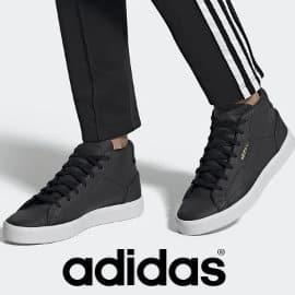 Zapatillas Adidas Originals Sleek baratas, calzado de marca barato, ofertas en zapatillas