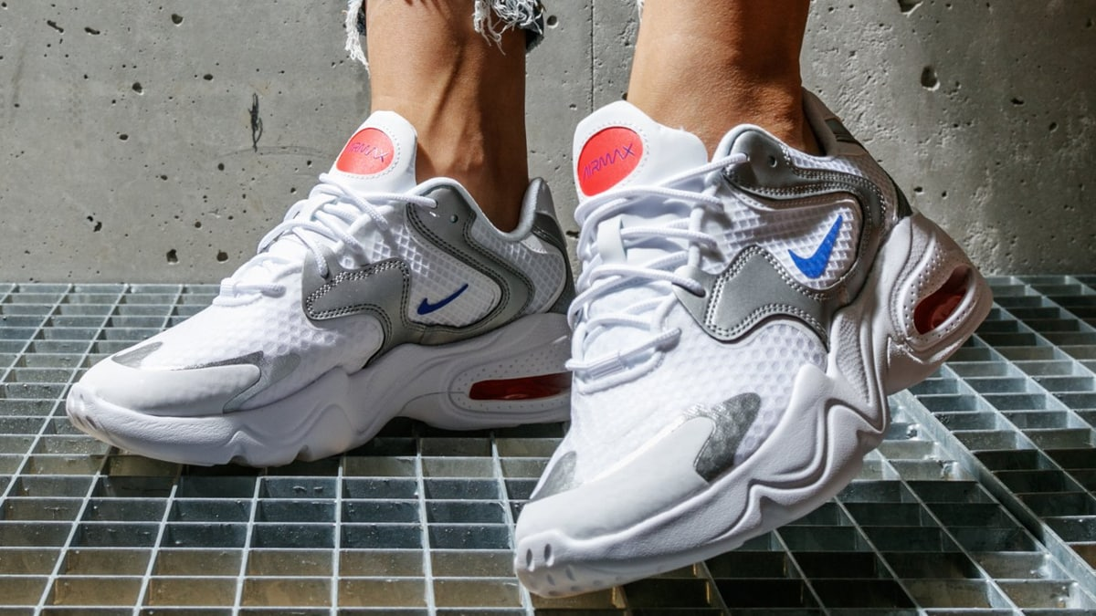 Extremadamente importante refugiados Oscurecer  Chollo! Zapatillas Nike Air Max 2X para mujer 50.97€. | Blog de Chollos