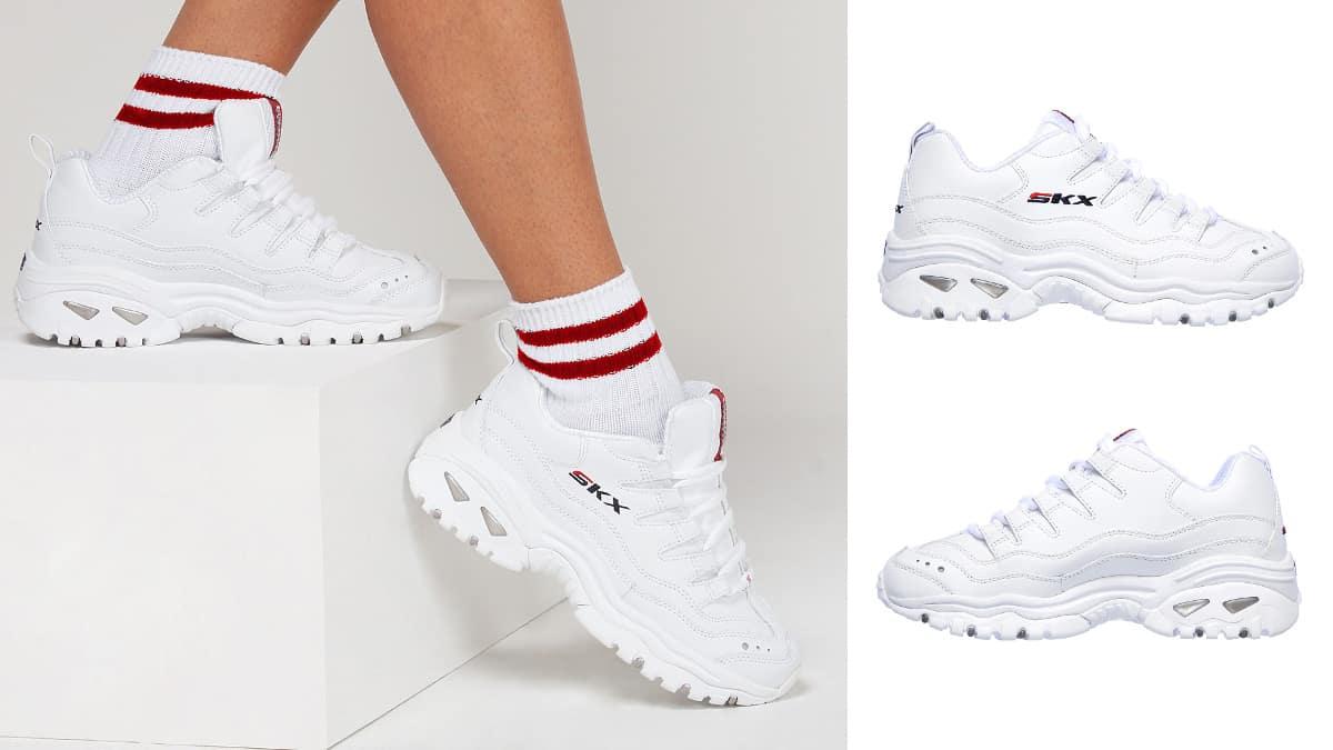 Zapatillas Skechers Energy Timeless baratas, calzado de marca barato,o fertas en zapatillas chollo