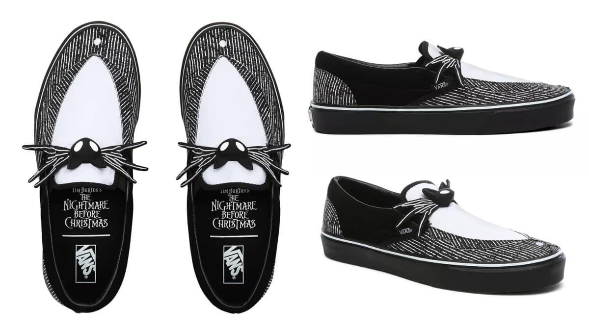 Zapatillas Vans Nightmare Before Christmas baratas, calzado barato, ofertas en zapatillas chollo