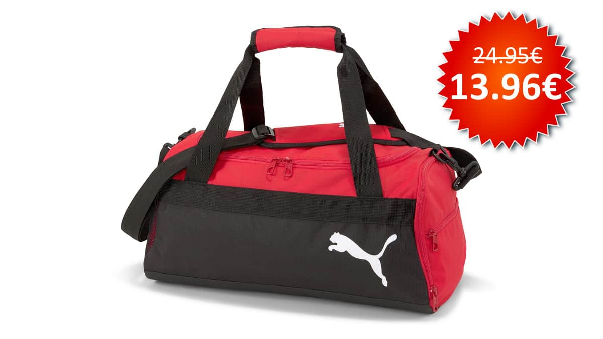 Bolsa de deporte Puma teamGOAL 23 Teambag S barata, bolsas baratas, chollo