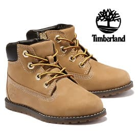Botas Timberland Pokey Pine baratas, calzado de marca barato, ofertas para niños