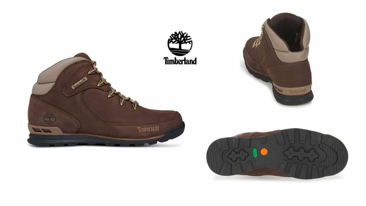 Botas para hombre Timberland Euro Rock Hiker baratas, botas baratas, calzado barato, chollo