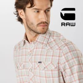 Camisa G-Star Raw 3301 barata, ropa de marca barata, ofertas en camisas
