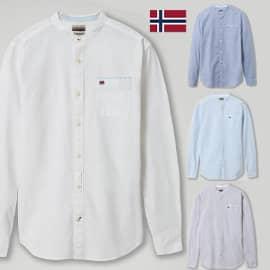 Camisa Napapijri Griante barata, ropa de marca barata, ofertas en camisas