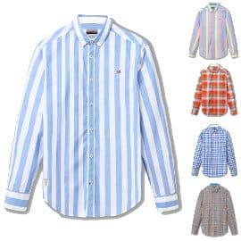 Camisa Napapijri Grinnel barata, ropa de marca barata, ofertas en camisas