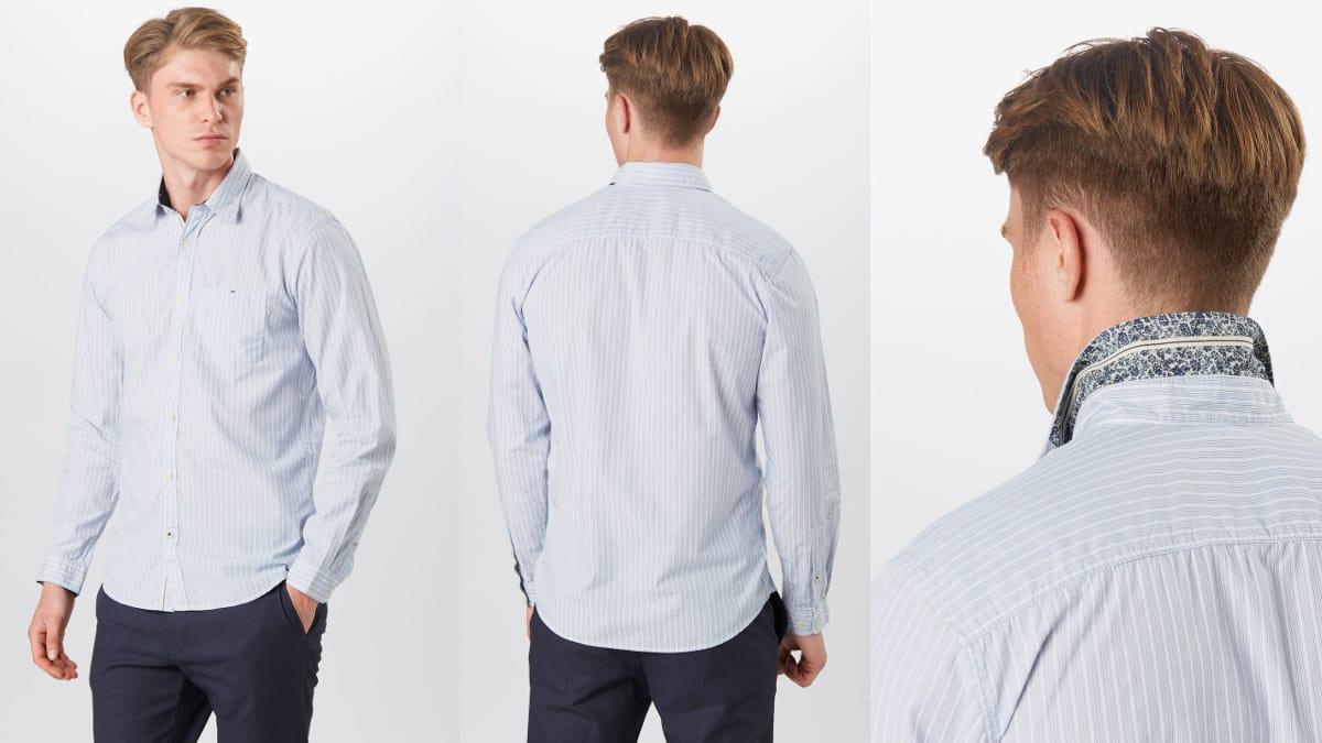 Camisa Selected Homme Tyler barata, ropa de marca barata, ofertas en camisas chollo