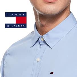 Camisa Tommy Hilfiger Original Stretch barata, ropa de marca barata, ofertas en camisas