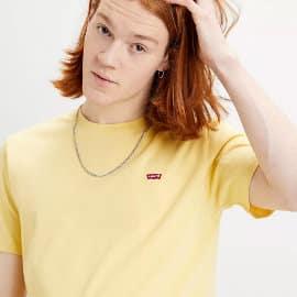 Camiseta Levi's Original Housemark barata, ropa de marca barata, ofertas en camisetas