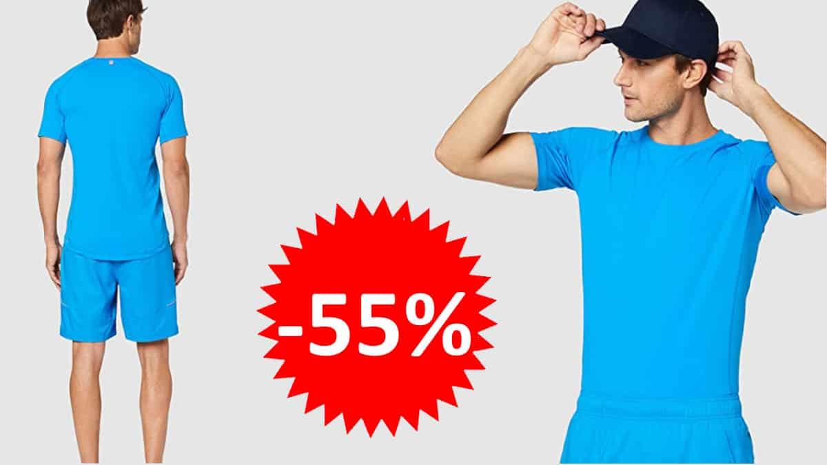 Camiseta-tcnica-care-of-Puma-barata-camisetas-deporte-de-marca-baratas-ofertas-en-ropa, chollo