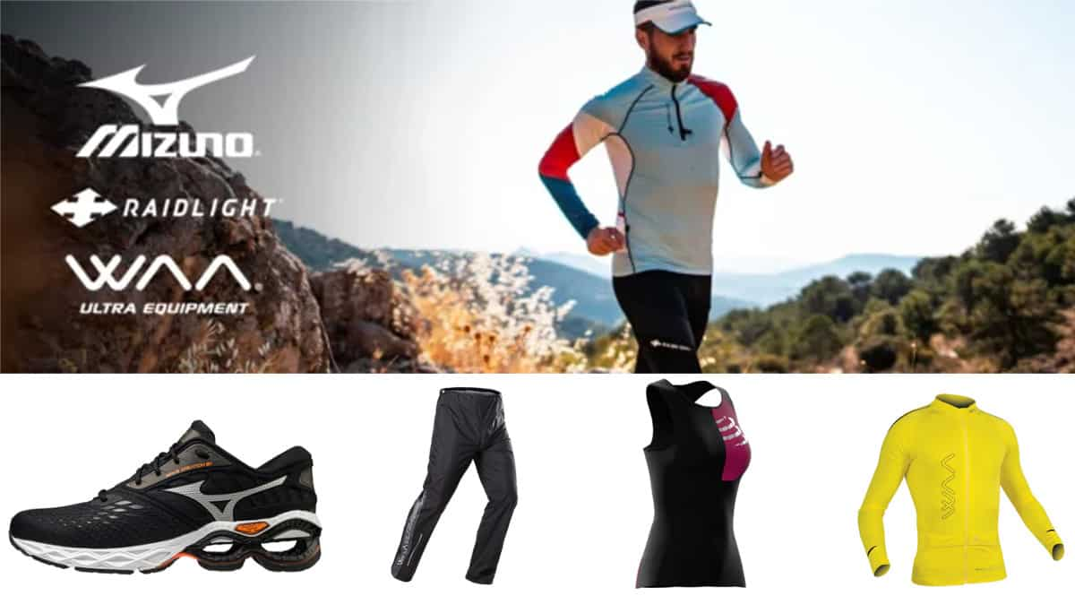 Campaña Trail Running Private Sport Shop, chollo