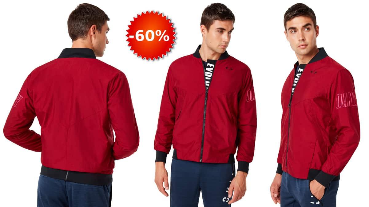 Chaqueta Oakley Enhance Wind Warm Mil barata, ropa de marca barata, ofertas en chaquetas chollo