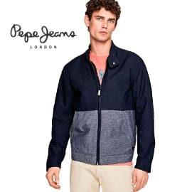 Chaqueta Pepe Jeans Tilos barata, ropa de marca barata, ofertas en chaquetas